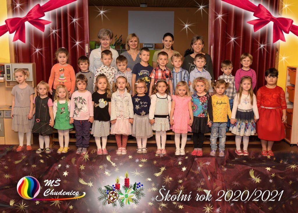 Vánoční foto třídy