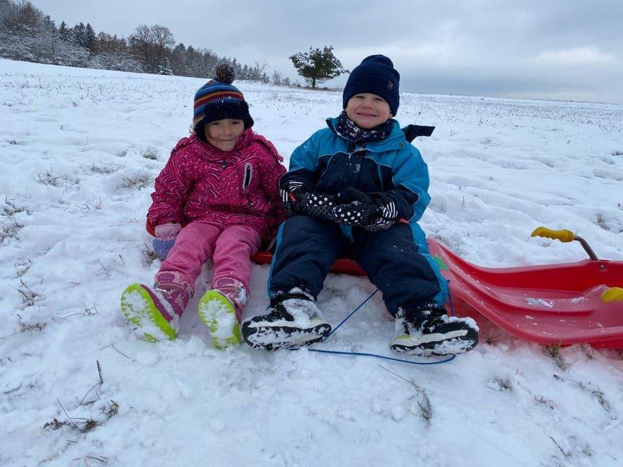 hrátky se sněhem i na sněhu