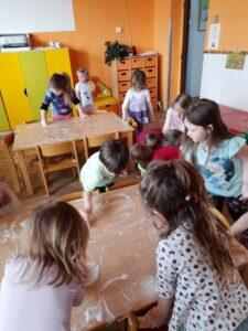 Úklidový den v mateřské školce